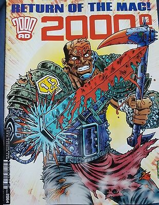 2000 AD ISSUE 2064 Jan 2018