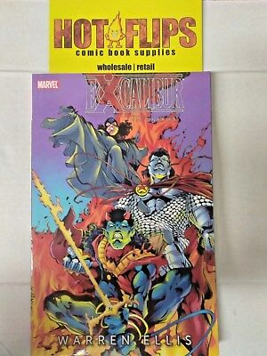 Excalibur Visionaries Vol 3, Soft Cover-Free Shipping!