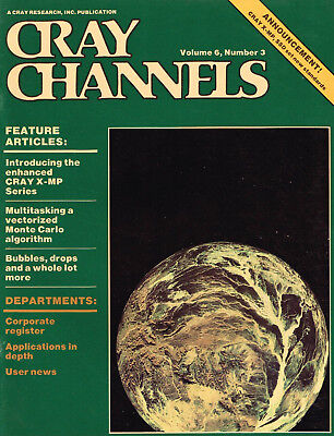 Cray Research Cray Channels, Fall 1984