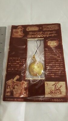 One Piece MERRY GO Going Merry Cookie Charm Strap Cute!