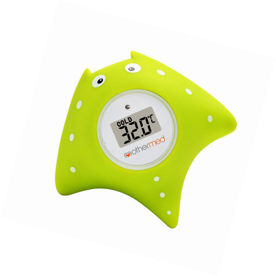 Mothermed Baby Bath Thermometer and Floating Bath Toy BathTub and Swimming Pool