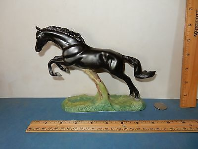 Int'l Museum of the Horse BUDONNY HUNTER JUMPER  HORSE FIGURINE  thoroughbred