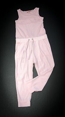 IMMACULATE girls 'JUICY COUTURE' JUMPSUIT age 8 yrs