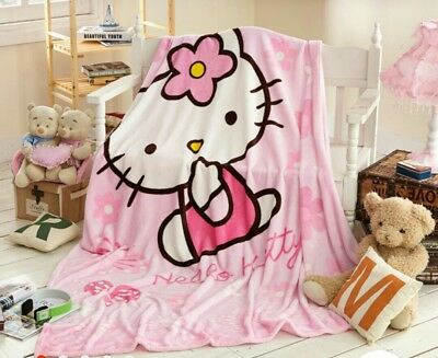 hello kitty decke