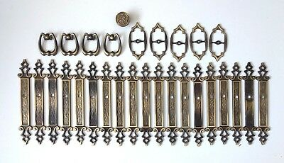 VTG Carriage House Cab Door Pulls RD 1971 CAN Decorative Architectural Salvage