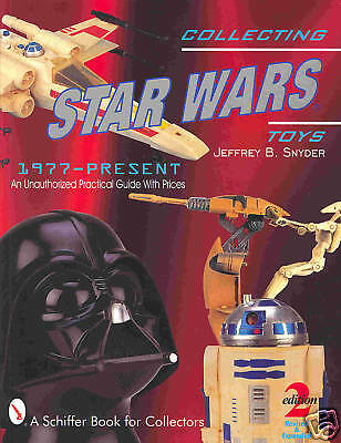 "GSCOM ""COLLECTING STAR WARS TOYS"" von Snyder +++NEU/NEW/NEUF !!"