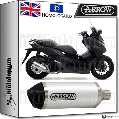 Arrow Silencer Urban Aluminium Hom Honda Forza 125 2015 15 2016 16