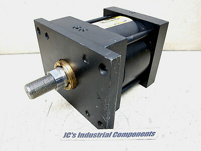 """Parker,  5""""  Bore  X  2""""  Stroke,  Pneumatic Cylinder,   Series 2A.  250 Psi"""