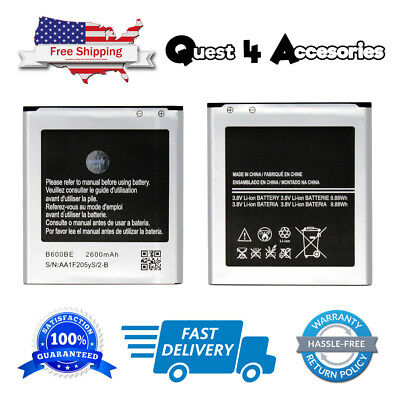 World Star™ B600BE 2600mAh Replacement Battery for Samsung Galaxy S4 i9500