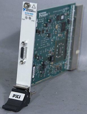 National Instruments NI PXI-8360 MXI-Express x1 Remote Module Interface Card