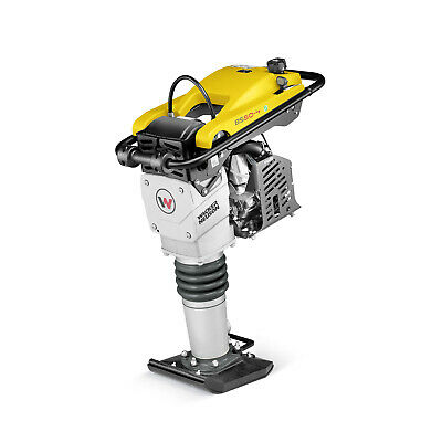 Wacker Neuson BS50-4s 63kg Trench Rammer, Compaction,  Tamper, Jumping Jack