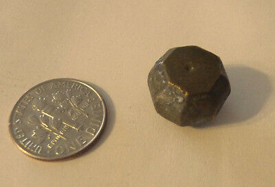 Islamic bronze Multi-Faceted Weight 6th-8th c ad