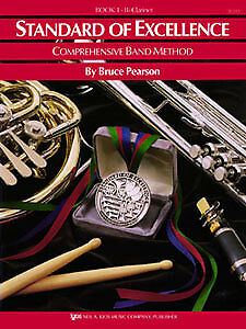 Pearson - Standard of Excellence (SOE) Book 1 / One - Flute - Kjos - W21FL - NEW