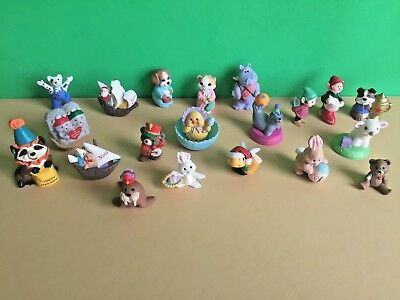 Hallmark Lot Of 20 Merry Miniatures New Old Stock
