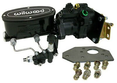 1960 62 Chevy Truck Hydro Boost Brake Booster Kit With Wilwood Master