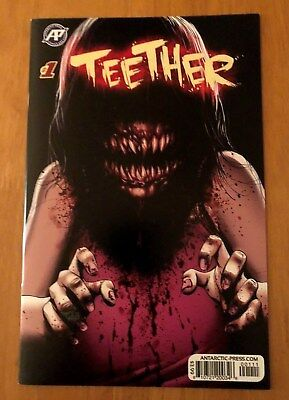 Teether # 1 Cover A 1st Print Antartic Press 2018 NM