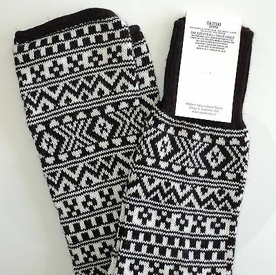 Calze Scanzi Made In Italy Leg Warmers Fashion- New With Tags  - Priced To Clear