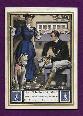 1906 Spring Summer Hart Schaffner & Marx Style Book Hand Tailored Clothes