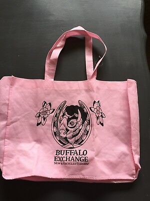 BUFFALO EXCHANGE -BUY SELL TRADE Reusable Shopping  TOTE NEW