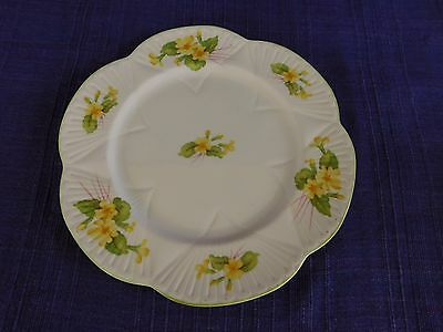 Shelley Primrose SALAD PLATE have more Shelley