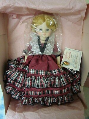 VTG madame alexander #1512 Betty Taylor Bliss Doll, NIB, Mint Condition