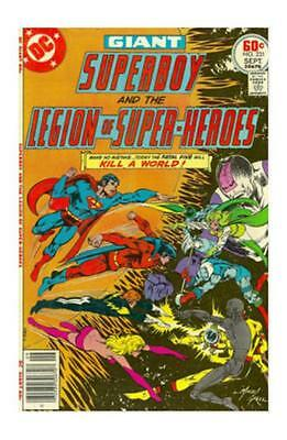 Superboy & the Legion of Super-Heroes #240
