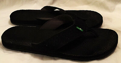 Sanuk Sandals Shoes Womens Size 10 Sanuk Flip Flops Sandals Slip On Shoes Sanuk