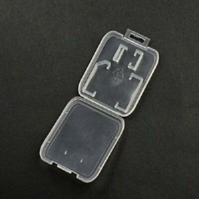 New SDHC CF Micro SD Memory Card Case X3 new
