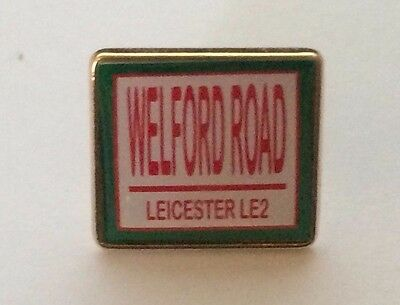 Leicester Tigers Welford Road badge
