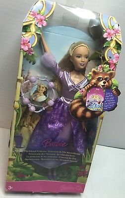 Foreign Barbie as The Island Princess Rosella Doll - New 2007 - Mattel L1147