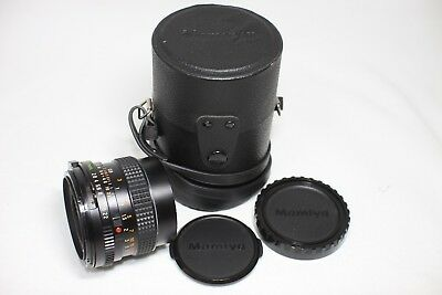 Mamiya SEKOR C E 70mm F/2.8 MF Lens for M645 Made In Japan