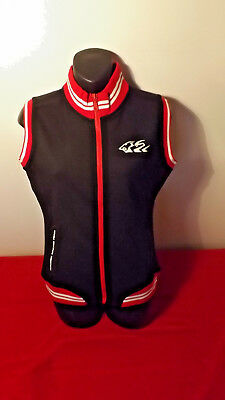 Holden Racing Team  Official Sleeveless Jacket In Like New Condition Size M