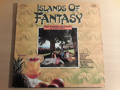 Islandsof Fantasy - Songs Of Sunshine And Romance Lp