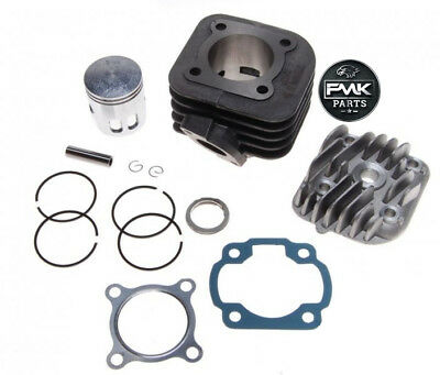 70cc Big Bore Cylinder Barrel Kit + Head for Yamaha Neo's EURO1