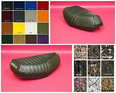 HONDA NB50M Aero 1985 1986 1987 Seat Cover NB50 Aero 50 in 25 COLORS  (W/ST/E)