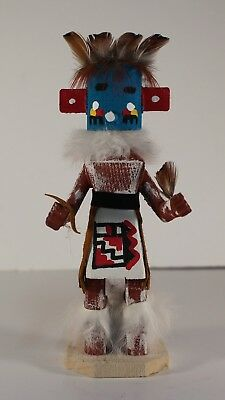Navajo  Kachina Morning Singer Doll Small Free Shipping!!!