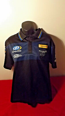 V8 Supercars Fpv Will Davison Polo Shirt In Great Condition  Size M