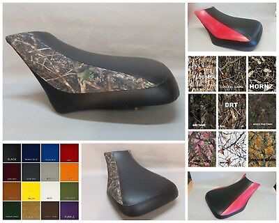 HONDA TRX500 Seat Cover 2005-2011 Foreman RUBICON  in 25 Colors or 2-tone