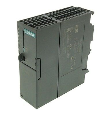► Siemens 6Es7 314-1Af11-0Ab0 ; Simatic S7-300, Cpu 314 Zentralbaugruppe