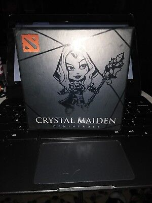 Dota 2 Demihero Tiny Doom Slark Crystal Maiden Vengeful Spirit with out card