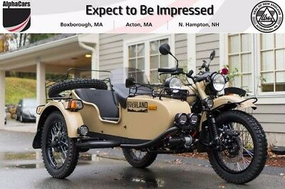 2017 Ural Gear Up Individual Series | Overland 001  Individual Series Complete Custom 1 of 1 Financing & Trades