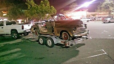 1948 Chevrolet Other  1948 Chevy Woody Chevrolet Fleetmaster woode woodie woodey Project