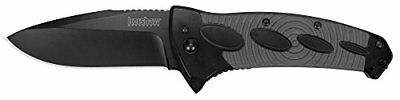 Kershaw Identity Tactical Drop Point Pocket Knife 1995 Features SpeedSafe Frame