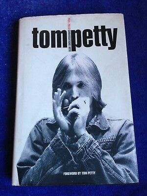 Tom Petty Conversations with - by Paul Zollo (Hardback 2005) Out Of Print Book