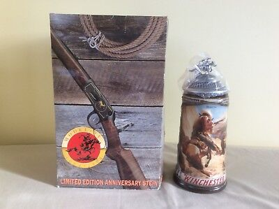 Winchester Model 94 Limited Edition Anniversary Lidded Stein
