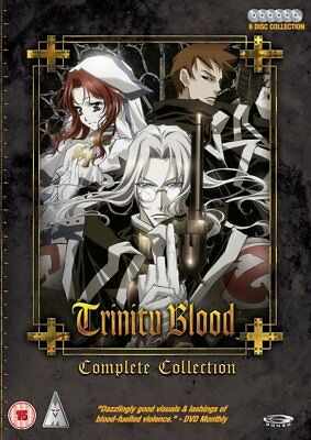 Trinity Blood Complete Collection (DVD)