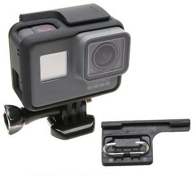 Replacement Housing Frame Top Lock Buckle Latch For Gopro Hero 5 Black Camera