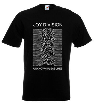 Joy Division Unknown Pleasures T Shirt Factory Records New Order Peter Hook