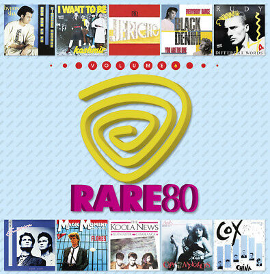 Rare 80. Volume 6. 2 Cd. New !