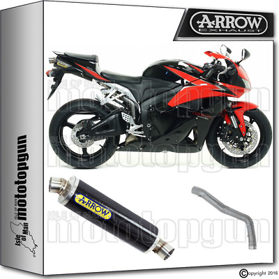 Arrow Kit Muffler Indy-Race Carbon Hom Honda Cbr 600-Rr 2009 09 2010 10 2011 11